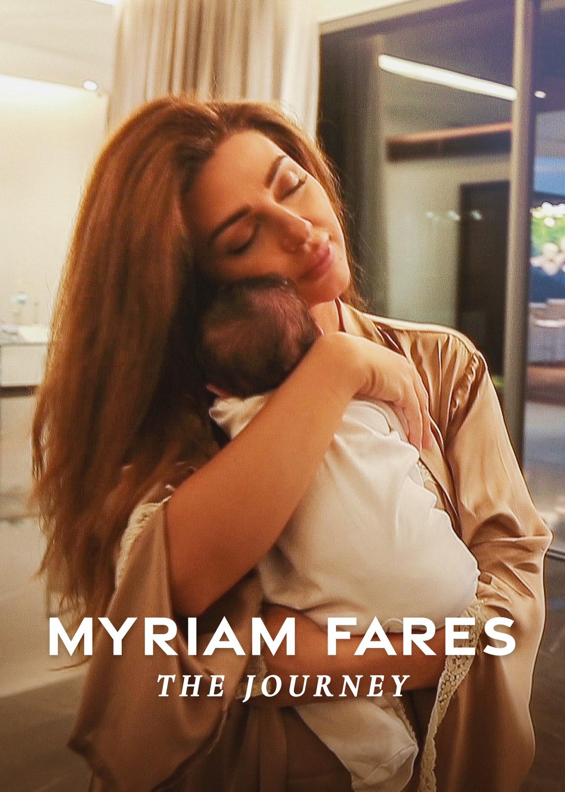 Myriam Fares Hair